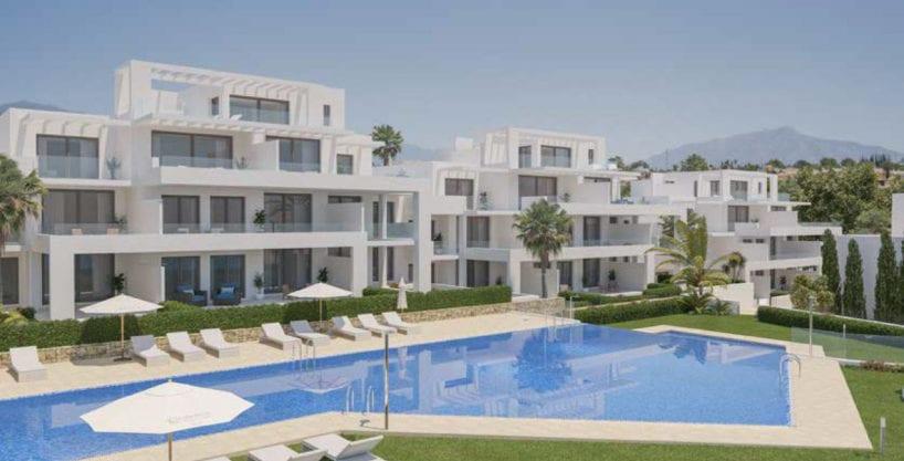 Développement immobilier moderne et exclusif