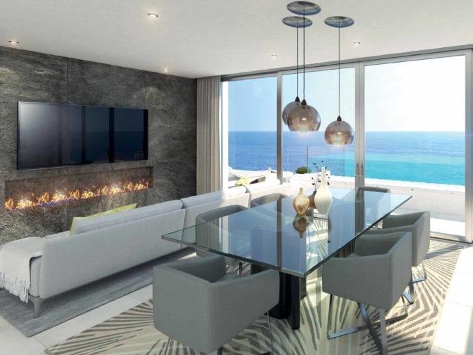 Appartements au design contemporain