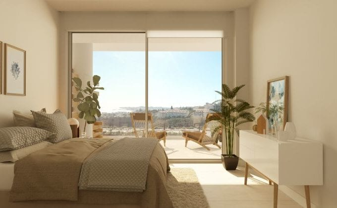 Moderne Ruimtes met Panoramische Uitzichten