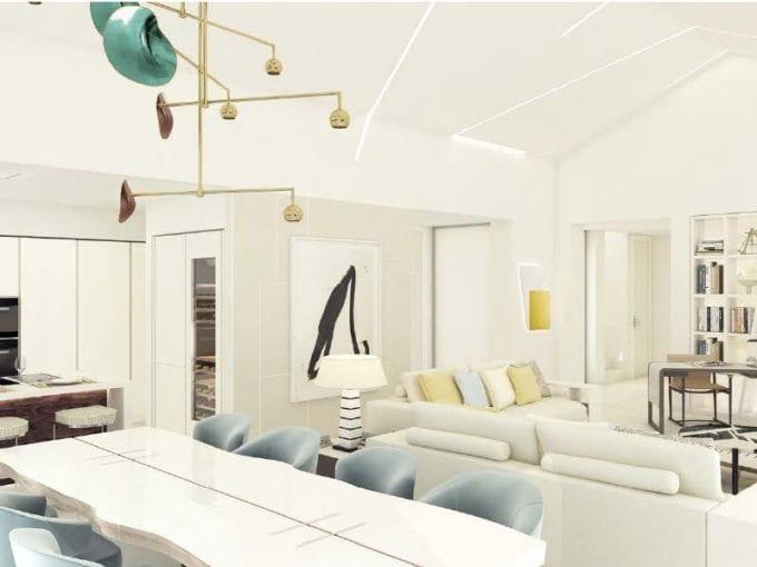 Design moderne avec une touche andalouse et une finition de qualité