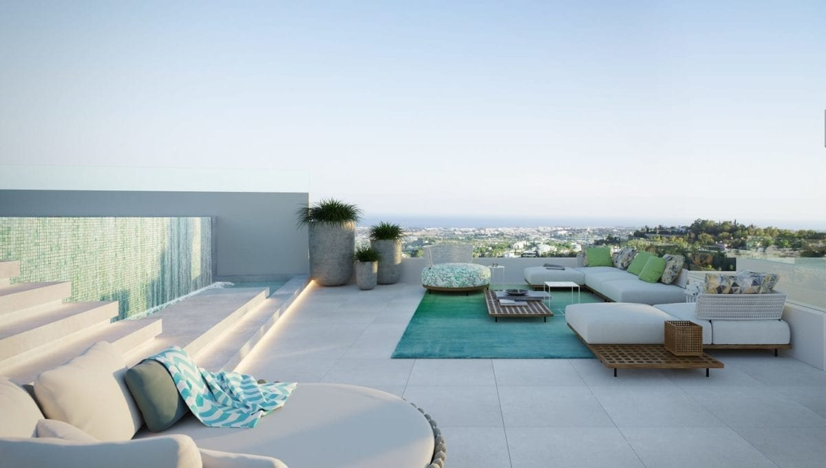 Roof-Terrace
