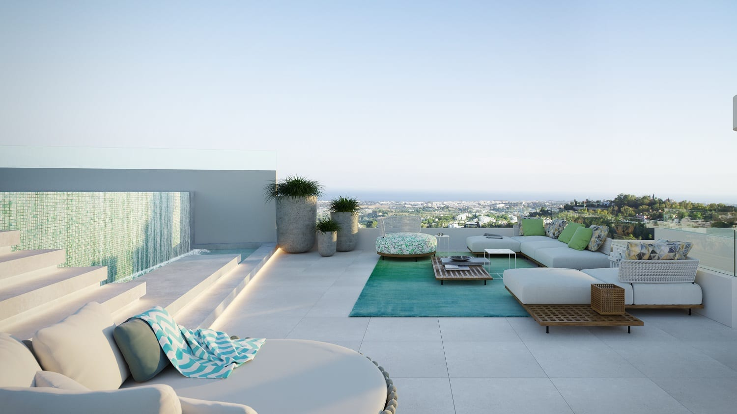 Indulge in luxurious living