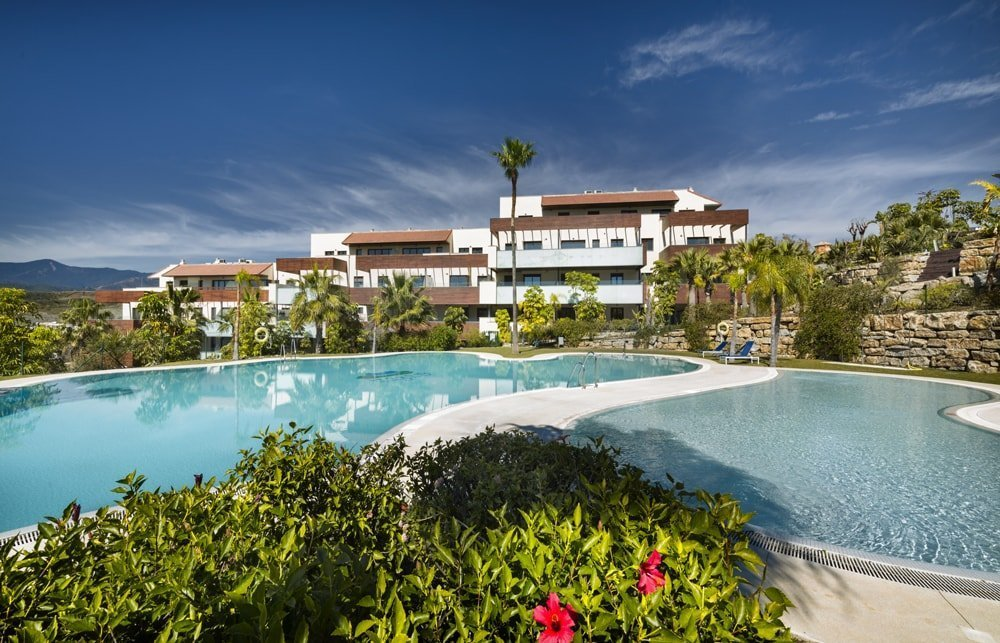 The Only Key Ready Contemporary, Luxury Apartments on the Costa del Sol