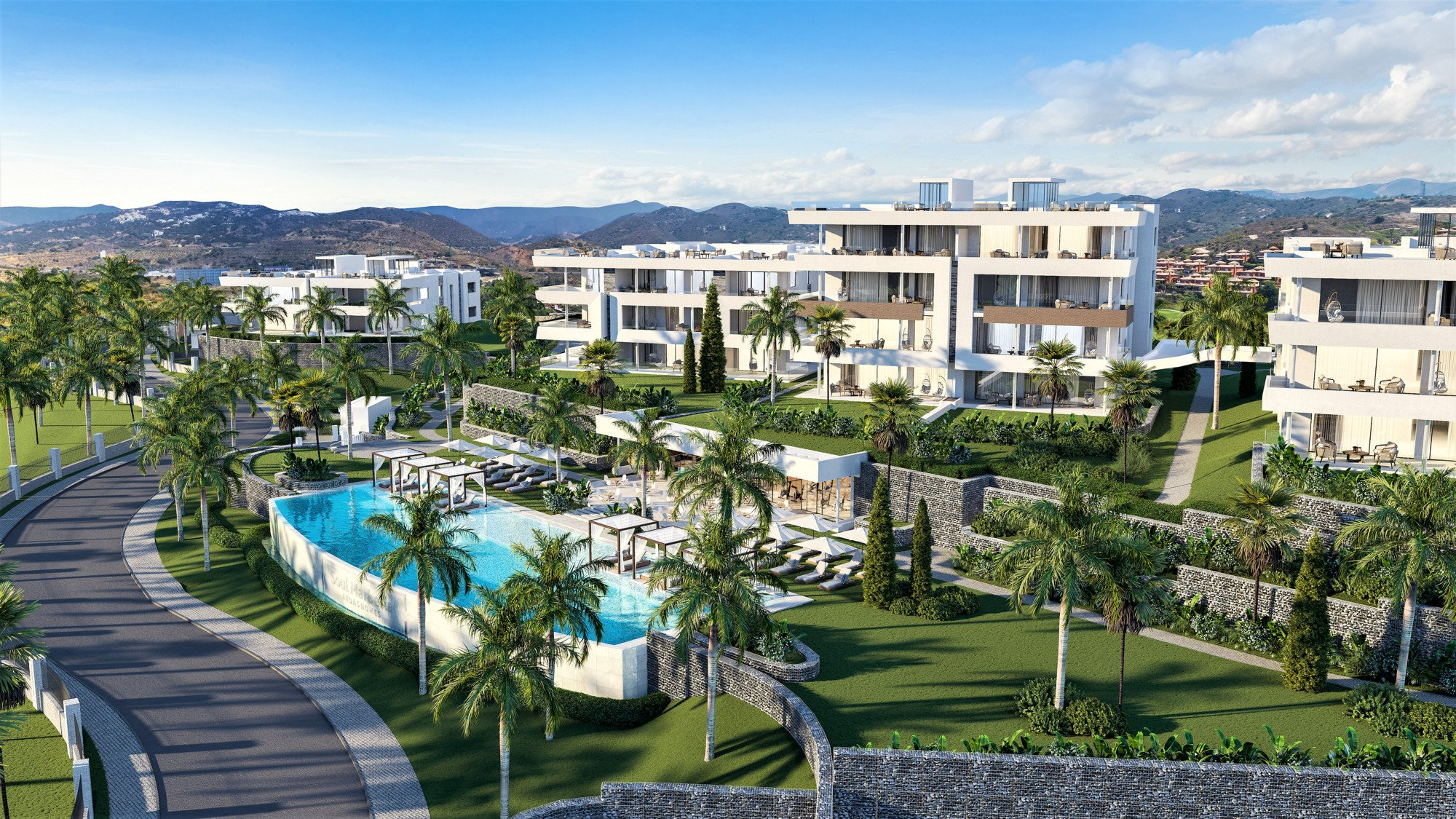 Exclusive masterplan in Marbella